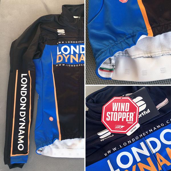 BodyFit Pro WS Jacket